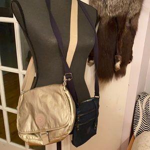 Kipling bags lot of 2 crossbody